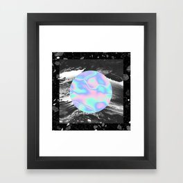 YOU CAUSED IT Framed Art Print