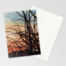 Golden Rays 1 Stationery Cards