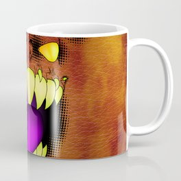 D20 Mimic All Over Coffee Mug