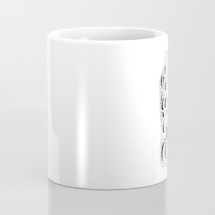 Hydrate Yourself Lettering Coffee Mug