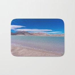 Piedras Rojas (Red Rocks), San Pedro de Atacama Desert, Chile 2 Bath Mat