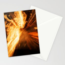Playing with Fire 5 Stationery Cards