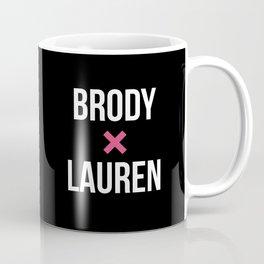 BRODY + LAUREN Coffee Mug