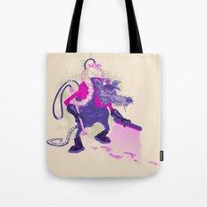 exterMANator Tote Bag