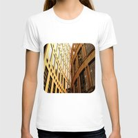 library T-shirts featuring Library  by Ethna Gillespie