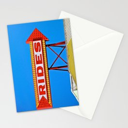 Let's Ride Stationery Cards