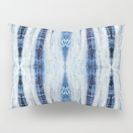 Nori Blue Pillow Sham