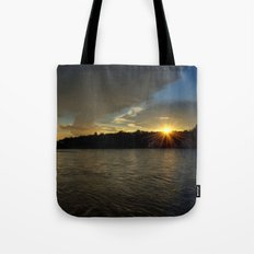 so let the light shine!  Tote Bag