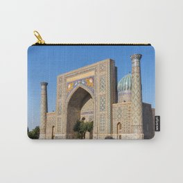 Registan square - Samarkand Carry-All Pouch