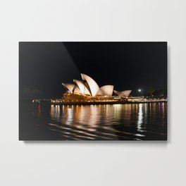 A Night At The Opera Metal Print