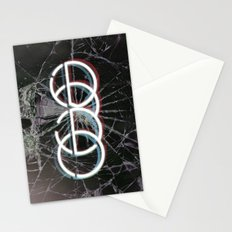 echo type Stationery Cards