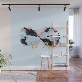 Endless happiness Wall Mural