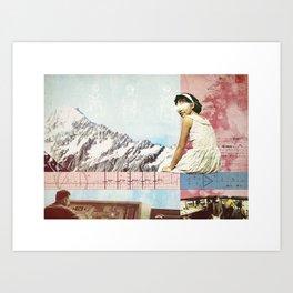 report Art Print