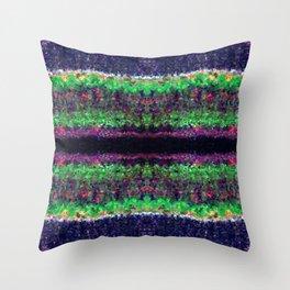 cosmic woods Throw Pillow