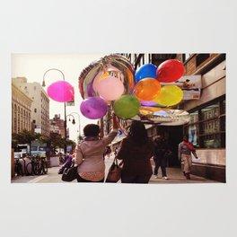 Balloons on 14th Street Rug