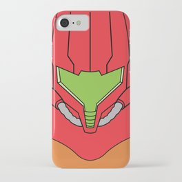 Minimalist Samus iPhone Case