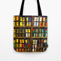 film Tote Bags featuring Film by Slow Toast