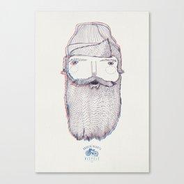 BROKEN HEARTS BICYCLE CLUB Canvas Print