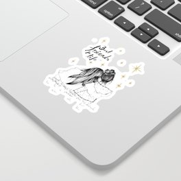 Friends For Life Sticker