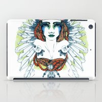 indie iPad Cases featuring Indie by chiara costagliola