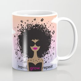 Fly Girl 3.0 Coffee Mug