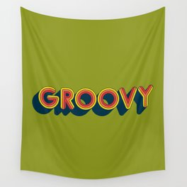 Groovy Wall Tapestry