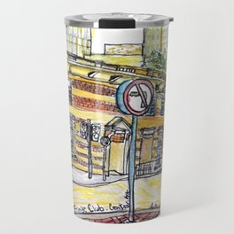 Fringe Club Hong Kong Travel Mug
