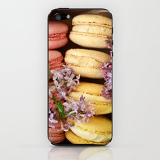 Pretty Macaroons iPhone & iPod Skin