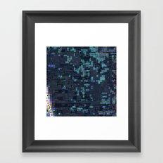 Clark 1 Framed Art Print