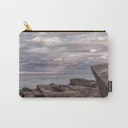 Around Sunset at Halibut Point Carry-All Pouch