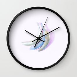 I'M GOING BANANAS! (without text) Wall Clock