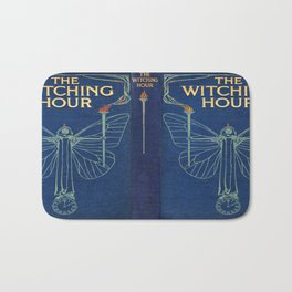 The Witching Hour Book Bath Mat