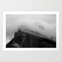 Covered Up Art Print