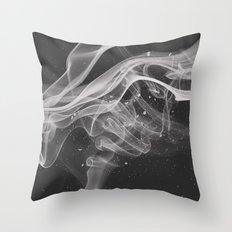 Smoke & Ash Throw Pillow