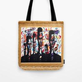 Graced Tote Bag