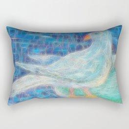 Messenger Rectangular Pillow