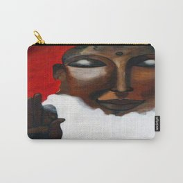 Buddha in the sky Carry-All Pouch