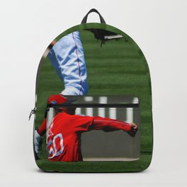 Love Baseball Backpack