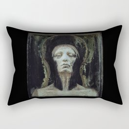 Quietude Rectangular Pillow
