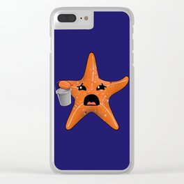 STARving artFISH Clear iPhone Case