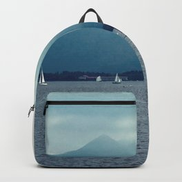 Calm before the storm Backpack