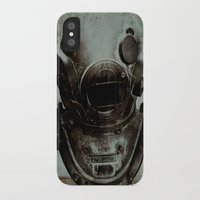 nemo iPhone & iPod Cases featuring Captain Nemo by Bella Blue Photography