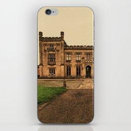 A splendid past. Elvaston Castle, Derbyshire iPhone Skin