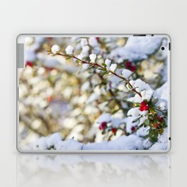 Sweet winter Laptop & iPad Skin