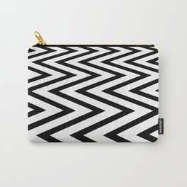 Black Car Carry-All Pouch