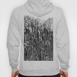 Winter Poetry of the Grasses Hoody
