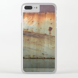 the airstream Clear iPhone Case