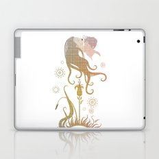 Blinded by selfishness Laptop & iPad Skin