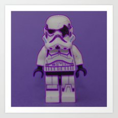 KissTrooper Paul Art Print
