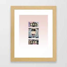Étoiles Framed Art Print